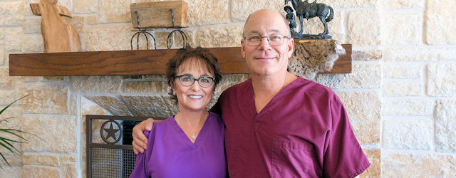 Dan and Deborah Selz, DDS